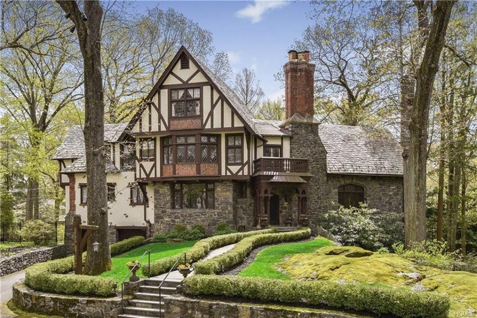 1930 Tudor For Sale In Larchmont New York