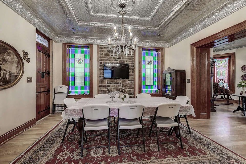 1900 Stone House For Sale In Frankfort Indiana