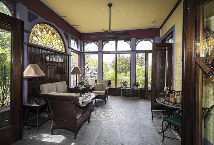 1874 Second Empire For Sale In Hudson New York