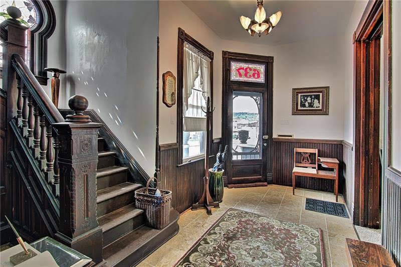 1891 Victorian For Sale In Ellwood City Pennsylvania