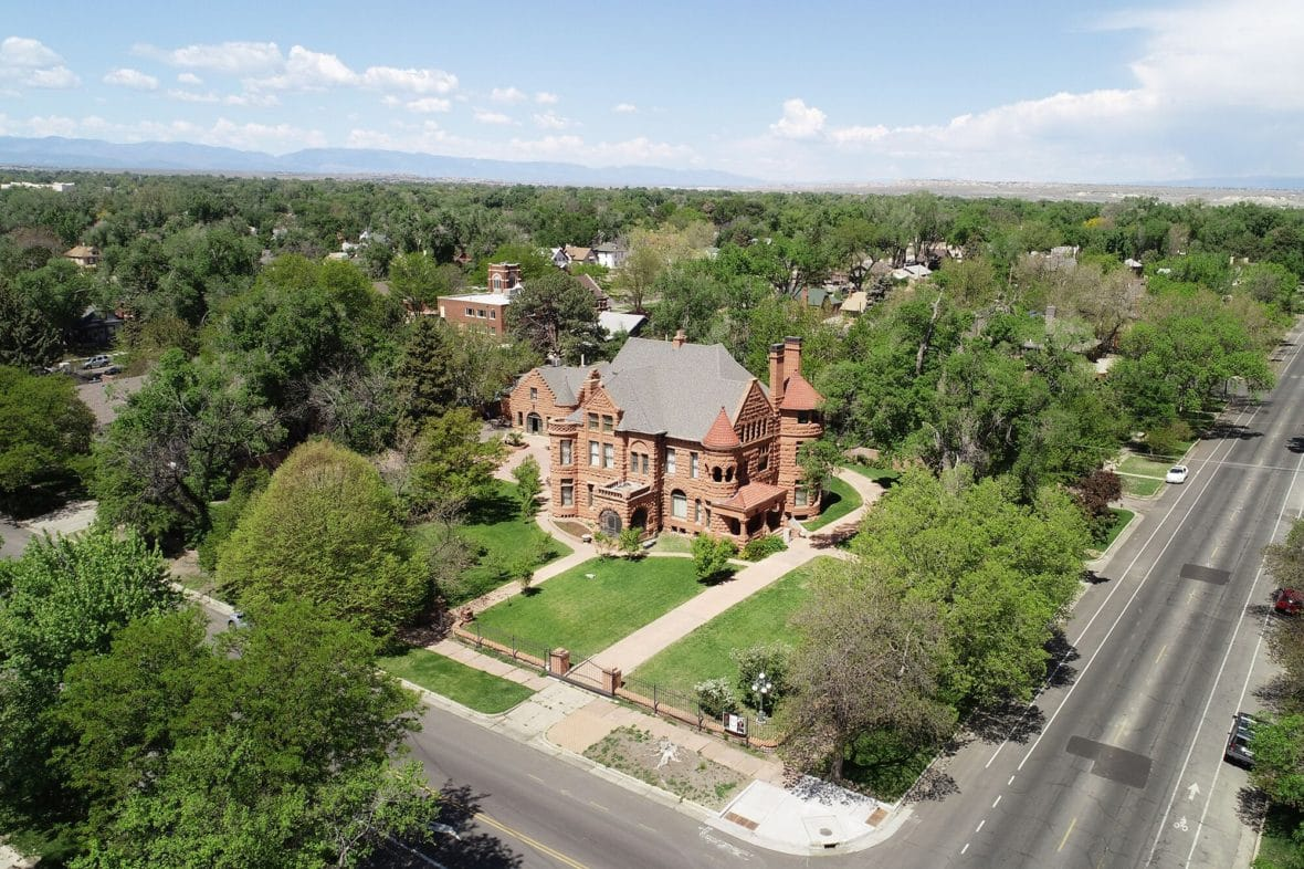 1889 Orman Adams Mansion For Sale In Pueblo Colorado