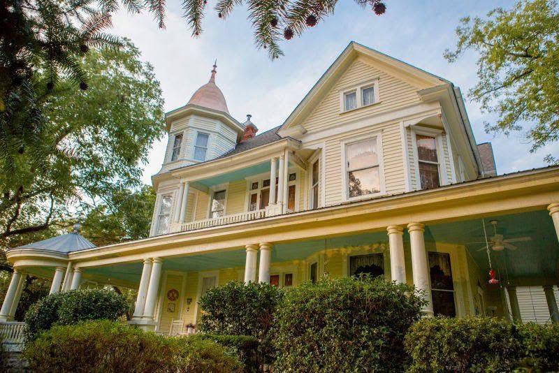 1875 Victorian In Alexander City Alabama