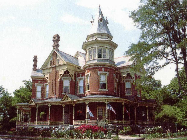 1888 Hornibrook Mansion In Little Rock Arkansas