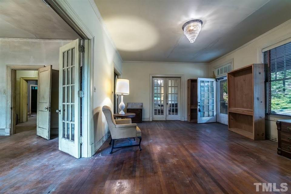 1923 Foursquare For Sale In Durham North Carolina
