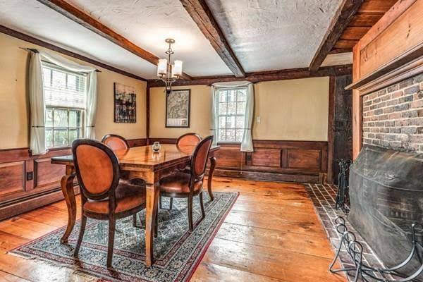 1750 Colonial For Sale In Salem Massachusetts