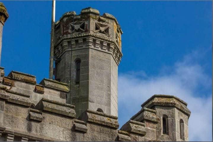 1866 Dalmoak Castle For Sale In Dumbarton Scotland