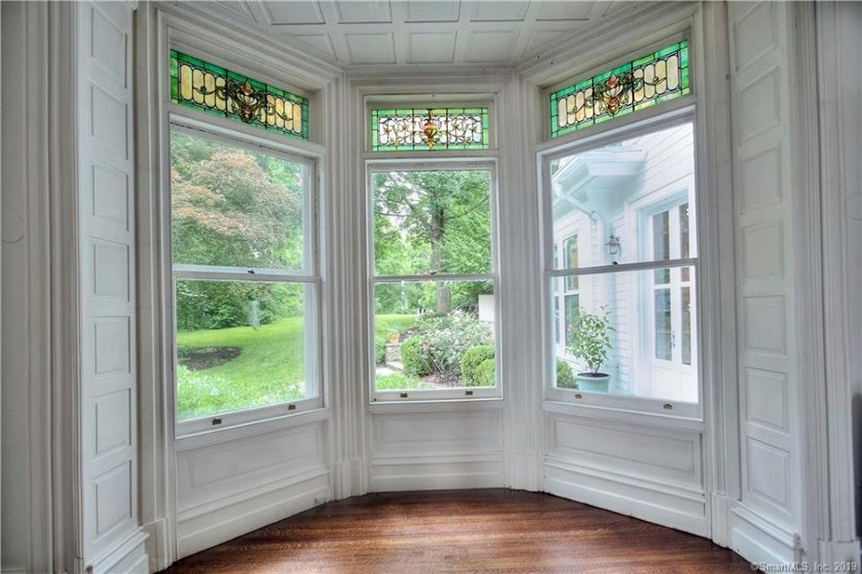 1874 Second Empire For Sale In Southport Connecticut
