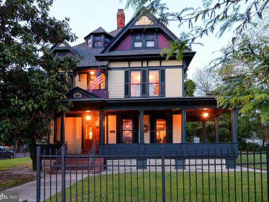 1882 Victorian In Cambridge Maryland
