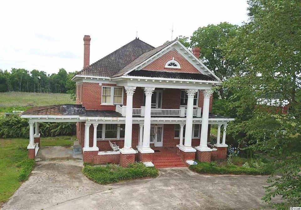 1925 Neoclassical In Cope South Carolina