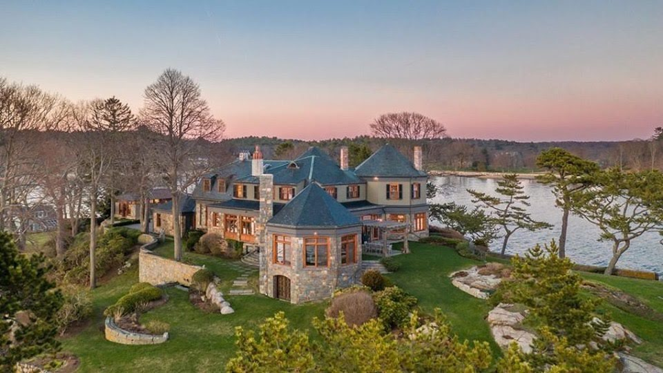 1849 Mansion In Manchester Massachusetts