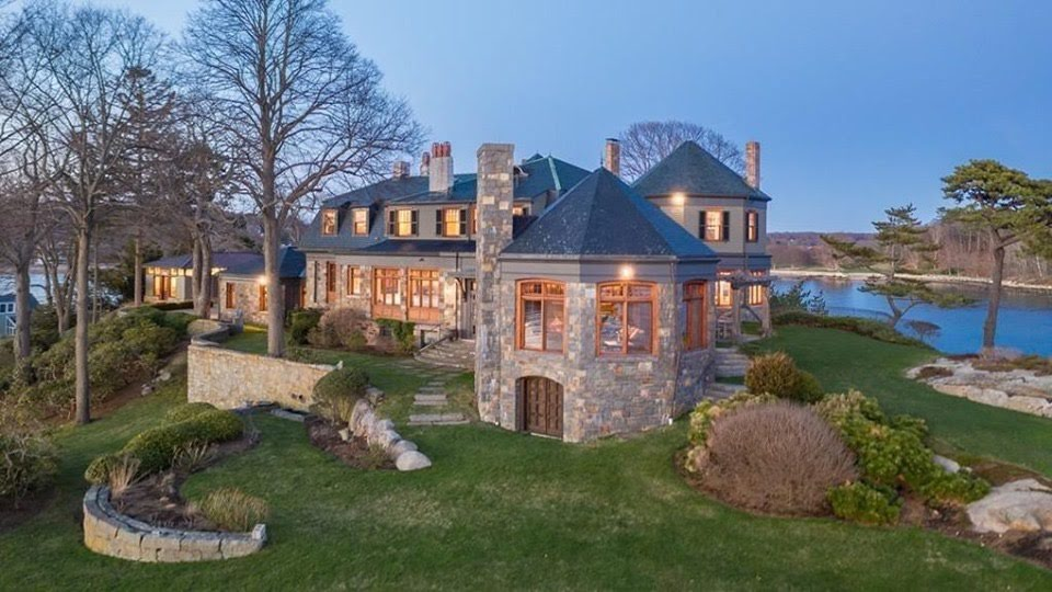 1849 Mansion For Sale In Manchester Massachusetts