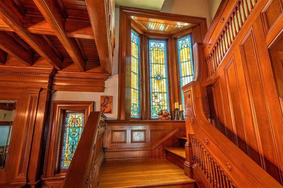 1896 Victorian Mansion For Sale In Burlington Vermont