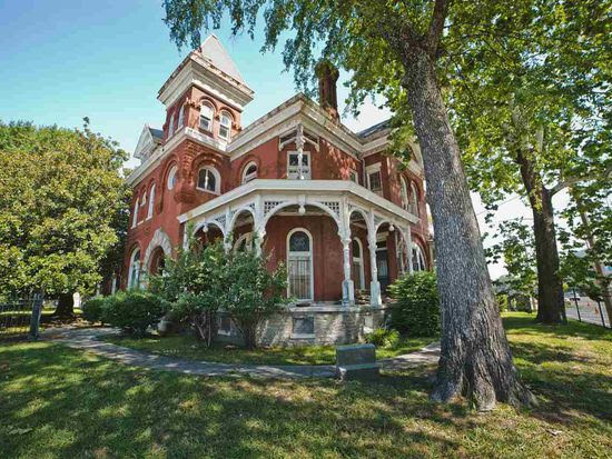 1890 Lowenstein Mansion For Sale In Memphis Tennessee