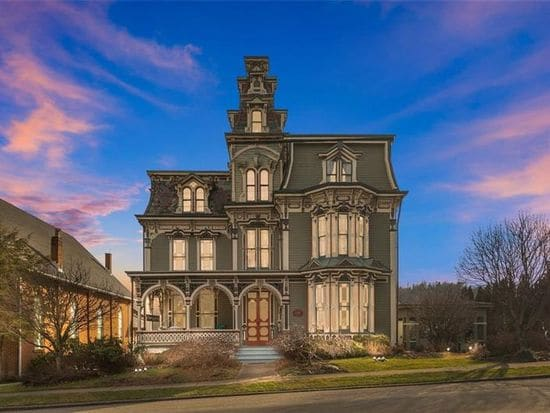 1860 Second Empire For Sale In Claysville Pennsylvania