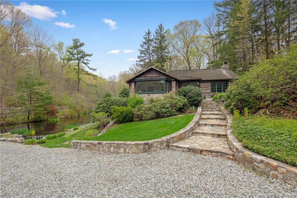1920 Log Cabin For Sale In Weston Connecticut