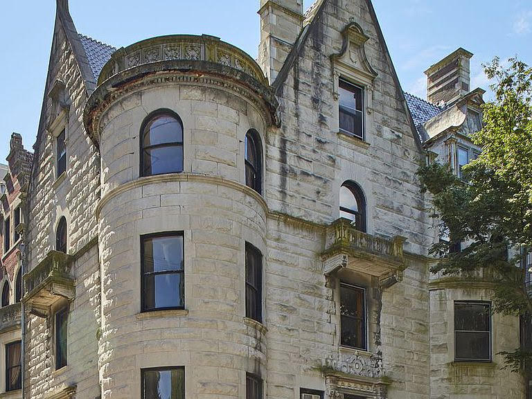 1898 Carroll Mansion For Sale In New York New York