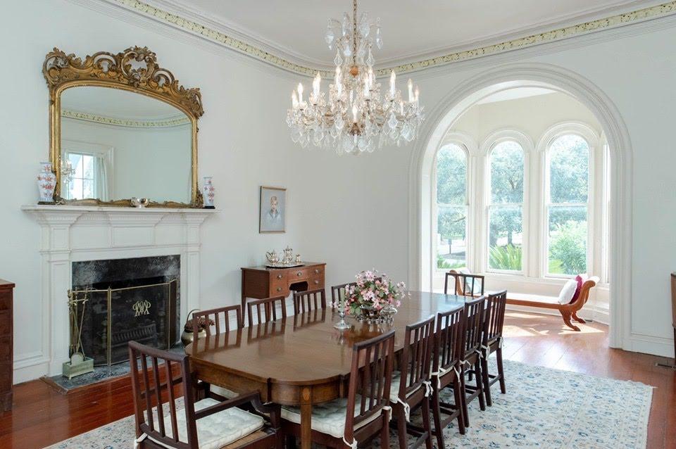 1853 Pre-Civil War Italianate For Sale In Charleston South Carolina