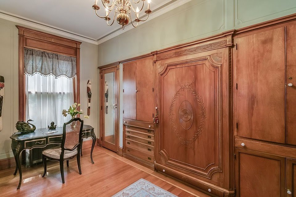 1913 Mansion For Sale In Detroit Michigan