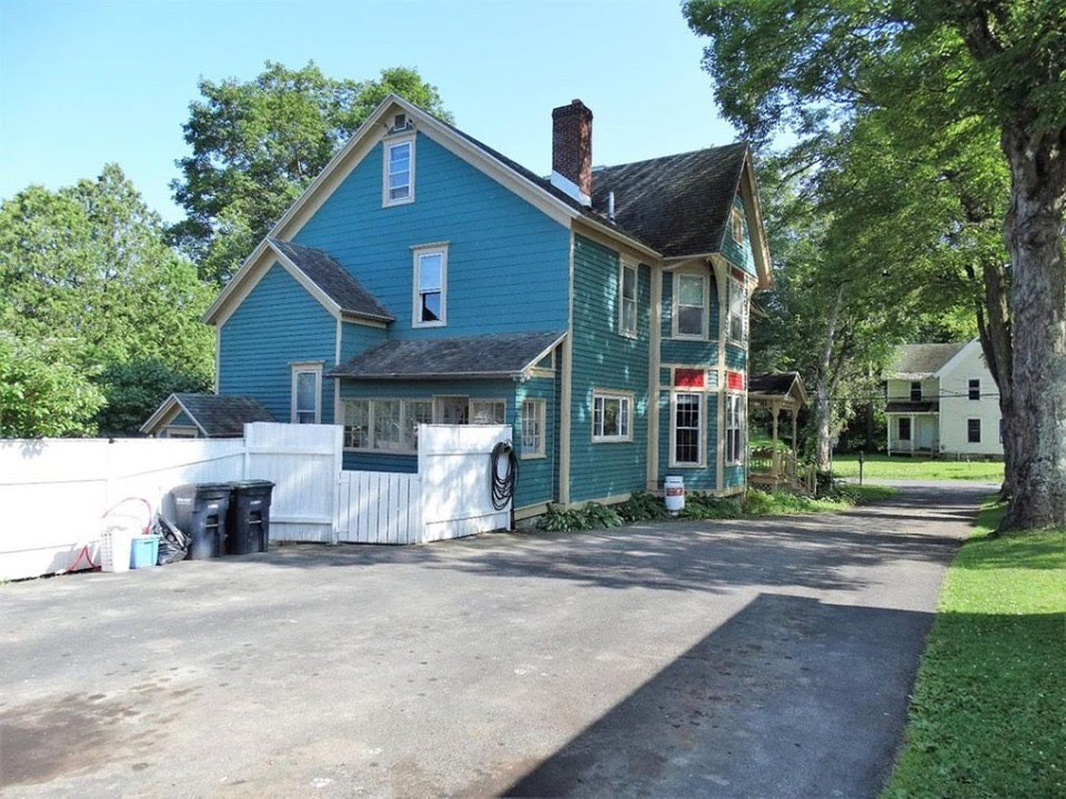 1904 Village Victorian For Sale In Richfield Springs New York
