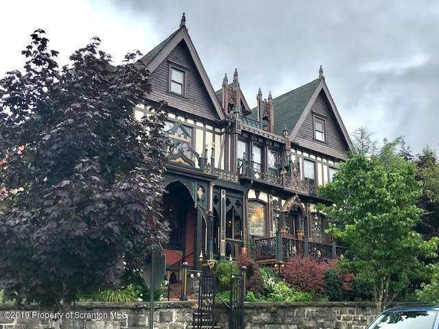 1920 Mansion In Scranton Pennsylvania