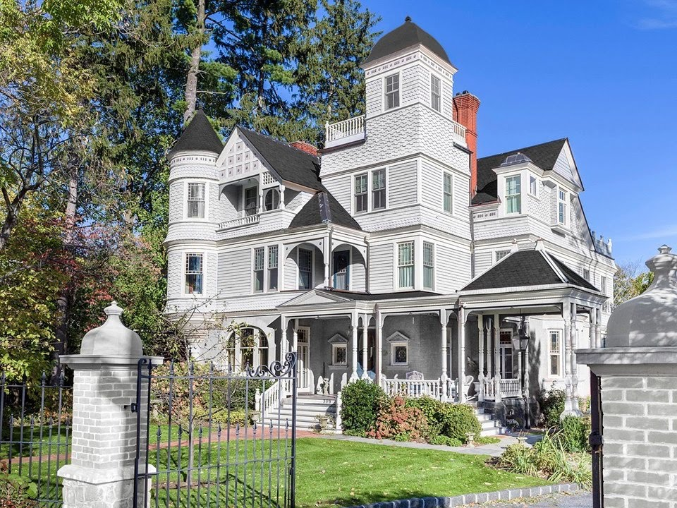 1887 Queen Anne In Nyack New York