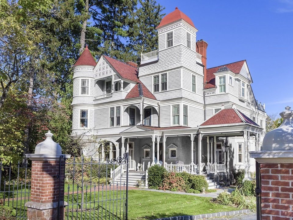 1887 Queen Anne For Sale In Nyack New York