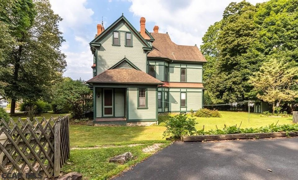 1889 Queen Anne For Sale In Philipsburg Pennsylvania