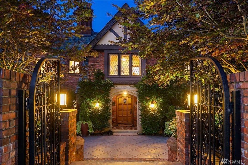 1928 Tudor For Sale In Seattle Washington