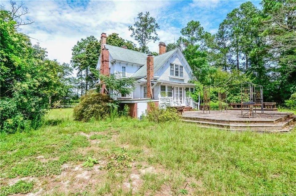 1885 Farmhouse For Sale In Laurinburg North Carolina