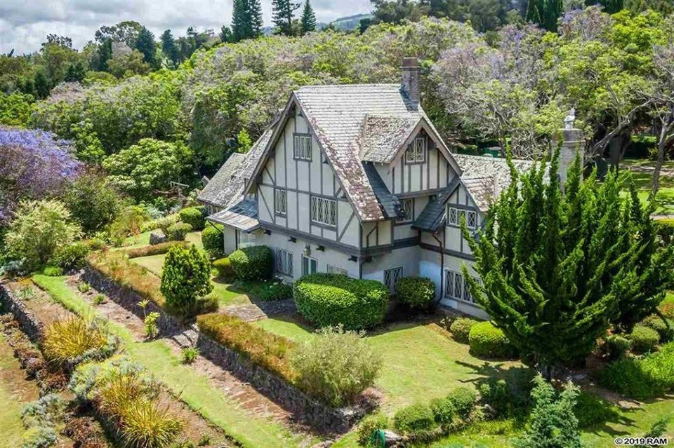 1926 Estate For Sale In Kula Hawaii