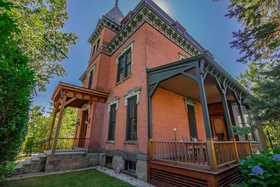 1876 Second Empire For Sale In Johnstown New York