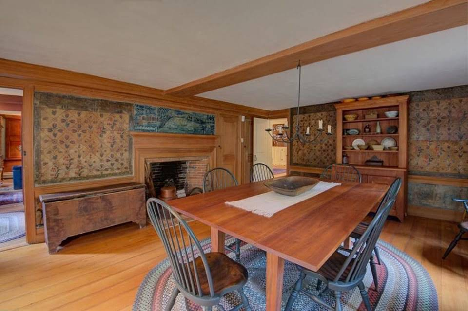 1745 Ryther House For Sale In Bernardston Massachusetts