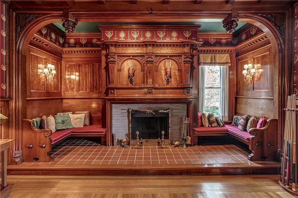 1905 Mansion For Sale In Pittsburgh Pennsylvania