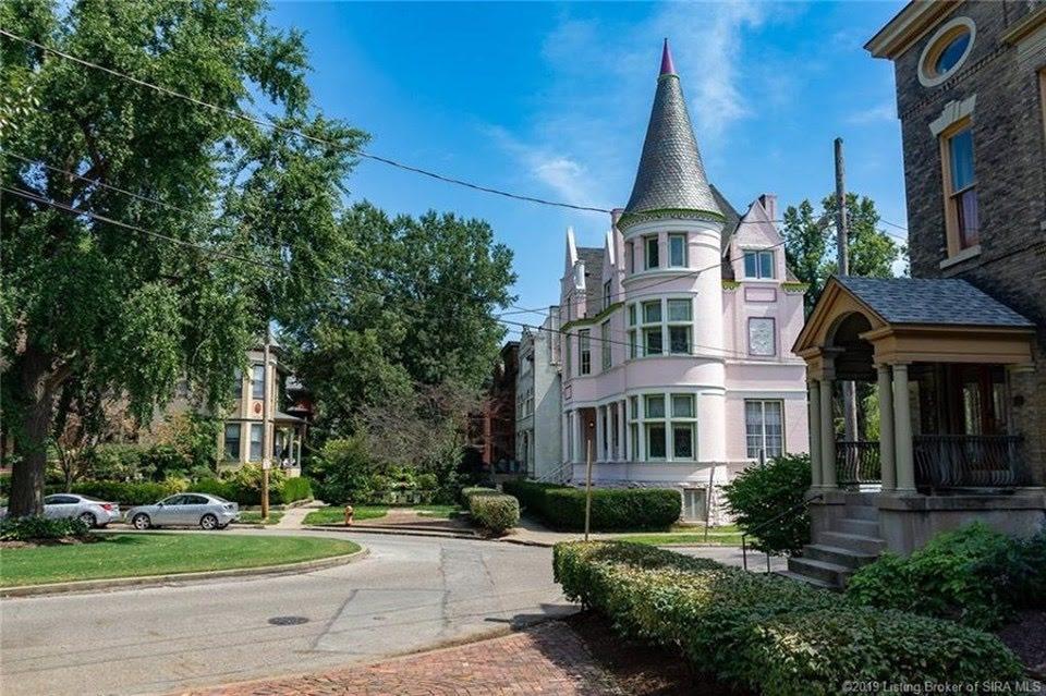 1891 Queen Anne For Sale In Louisville Kentucky