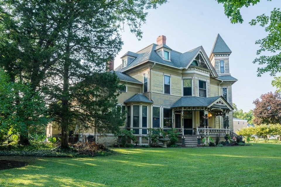 1885 Victorian For Sale In Marengo Illinois