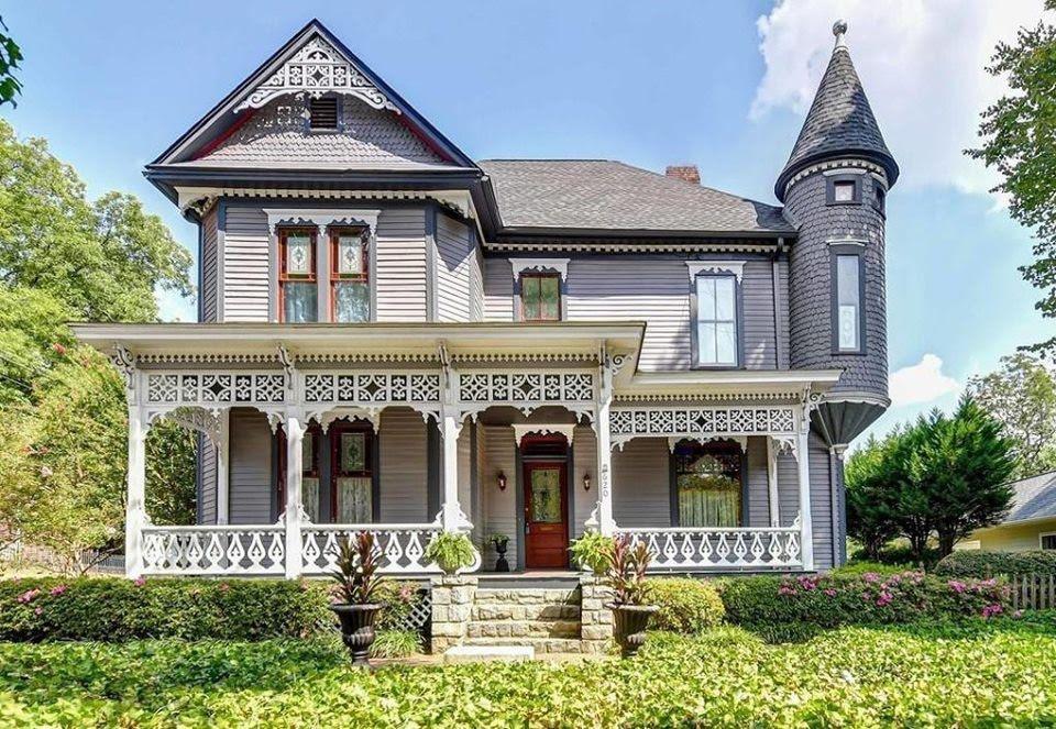 1886 Victorian In Atlanta Georgia