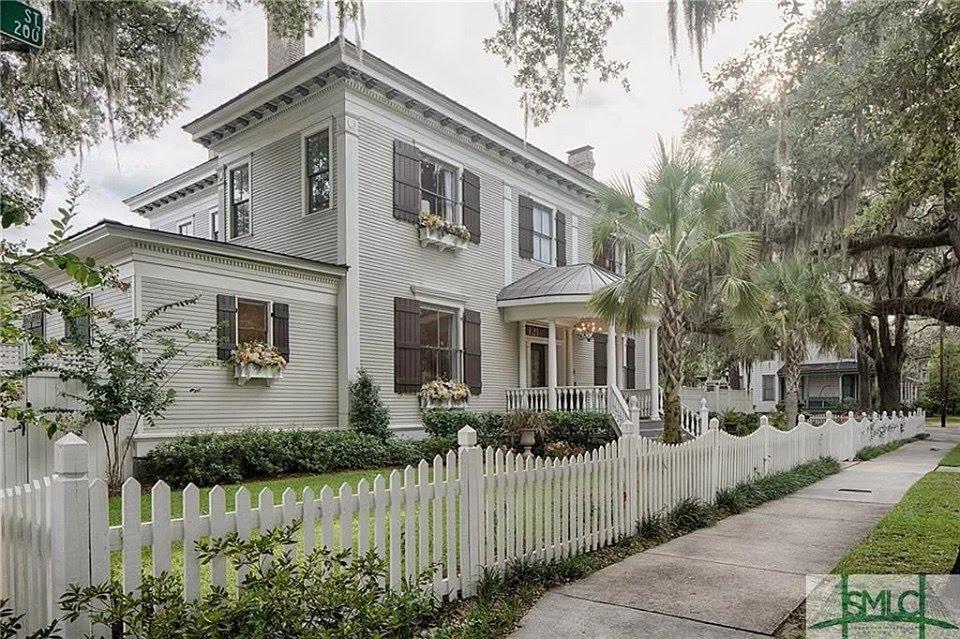 1920 Estill Manor For Sale In Savannah Georgia
