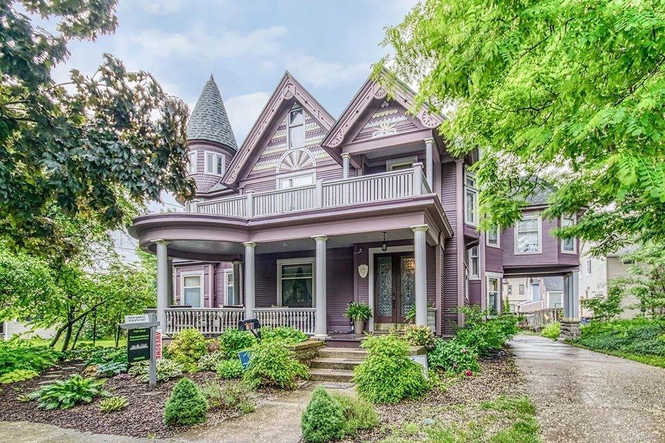 1865 Charles Manor In Grand Rapids Michigan