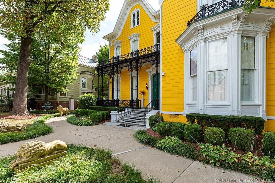 1870 French Second Empire For Sale In New Albany Indiana