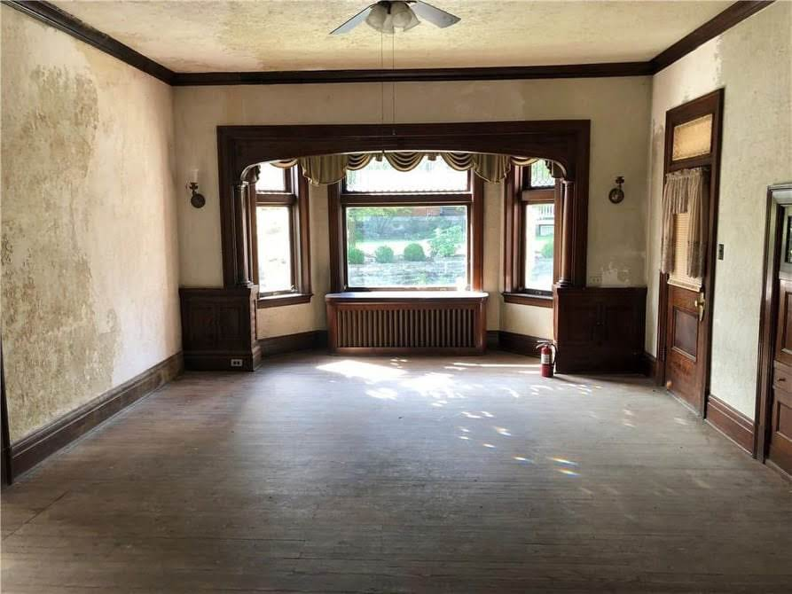 1917 Stone House For Sale In Indiana Pennsylvania