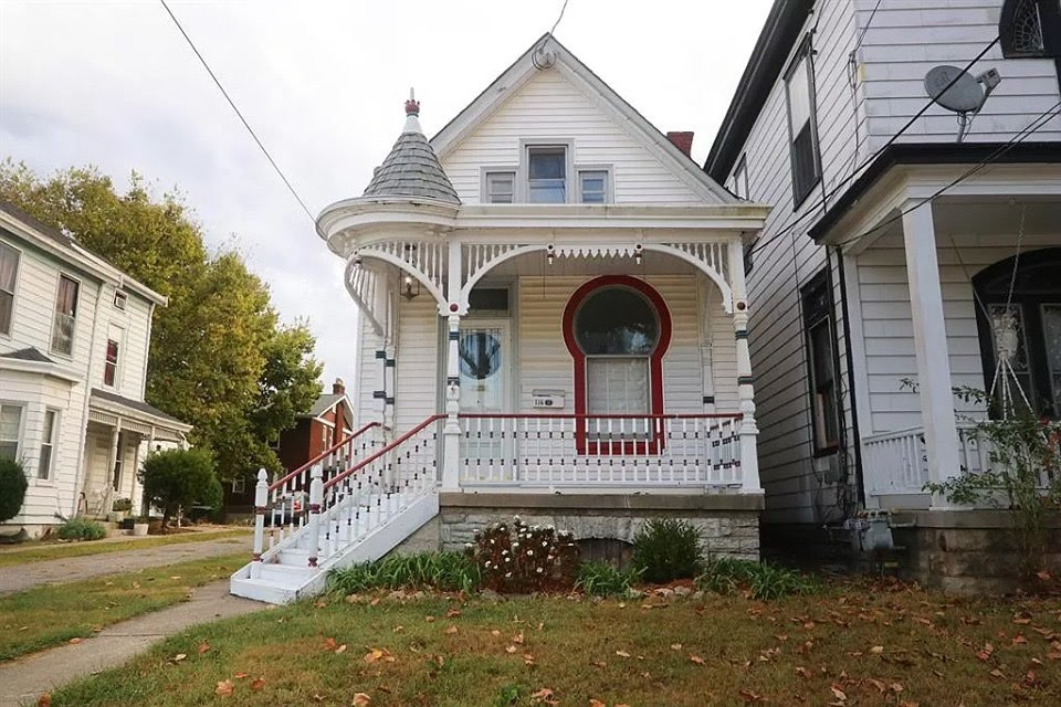 1900 Victorian In Cincinnati Ohio