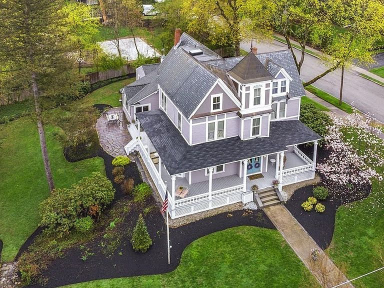 1873 Victorian For Sale In Nashua New Hampshire