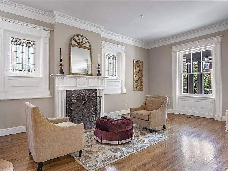1907 Colonial Revival For Sale In Richmond Virginia
