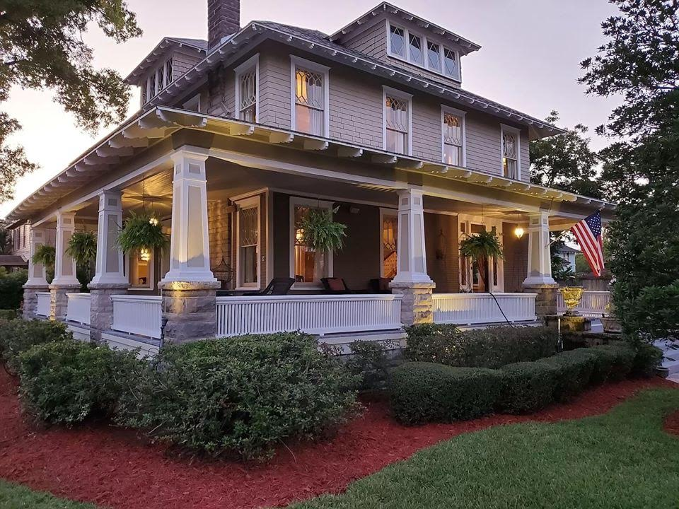 1910 Craftsman In Jacksonville Florida