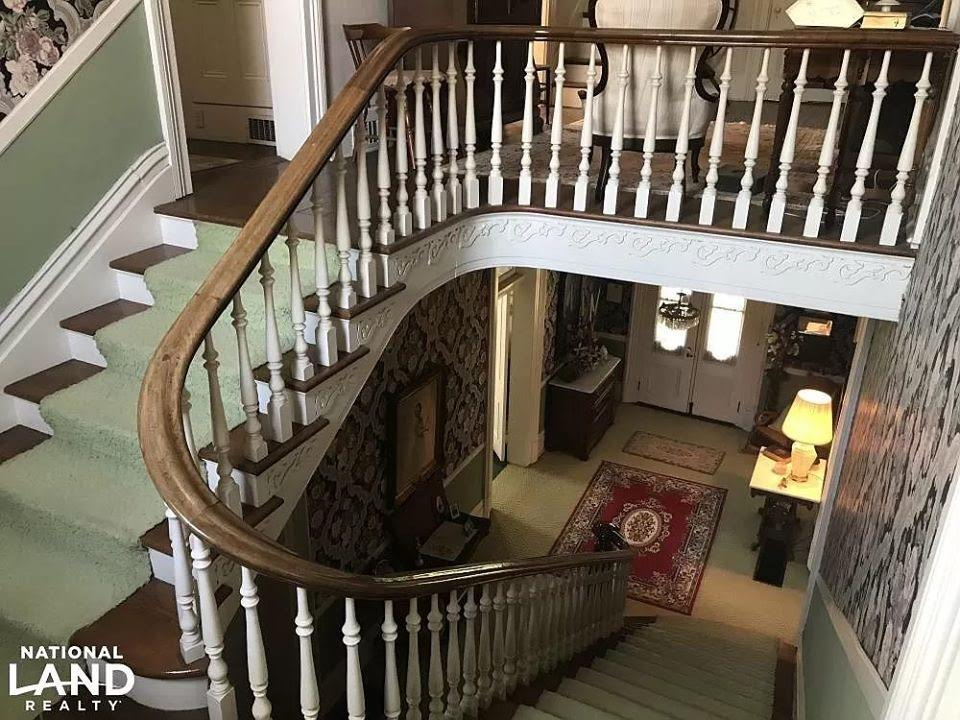 1872 Italianate For Sale In Philadelphia Tennessee
