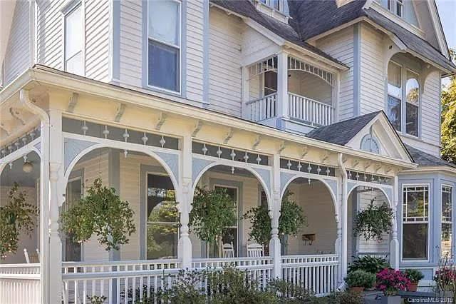 1892 Victorian For Sale In Morganton North Carolina