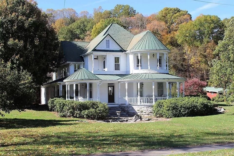 1900 Victorian In Damascus Virginia