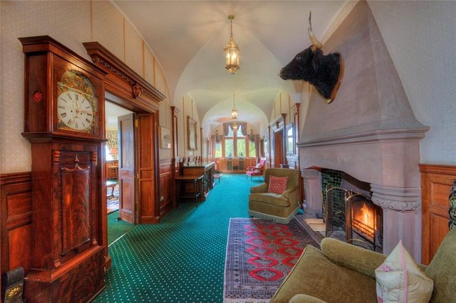 1902 Glenborrodale Castle For Sale In Highland Scotland