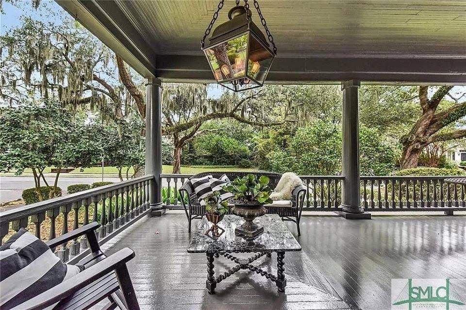 1912 Dutch Colonial For Sale In Savannah Georgia