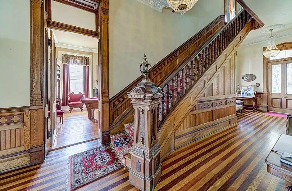 1840 Italianate For Sale In Vicksburg Mississippi